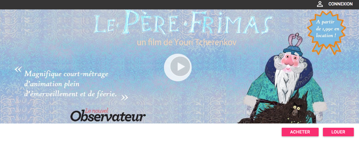 Le Pere Frimas VOD OKAST