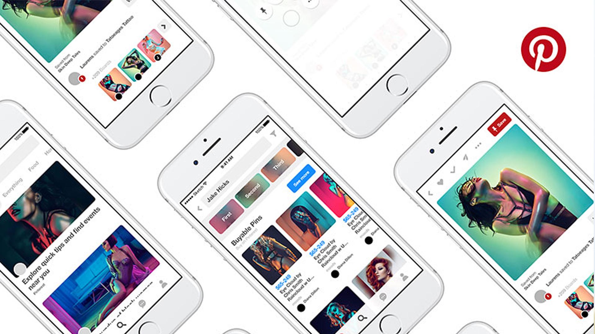 Video monetization marketing Pinterest