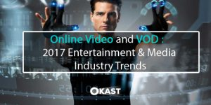 VOD SVOD online video market business Entertainment Media
