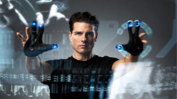 Minority report image future media predictions