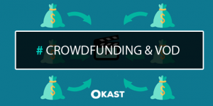 Crowdfunding video projects VOD SVOD