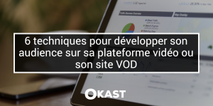 audience, VOD, video, plateforme