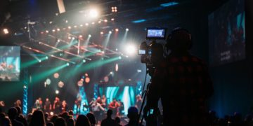 Live event broadcasting streaming solution