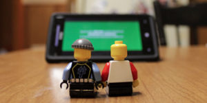 LEGO MOBILE telephone cinema VOD OTT SVOD OKAST