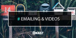 emailing pour promouvoir offre VOD contenus videos
