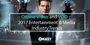 VOD SVOD online video market business Entertainment Media
